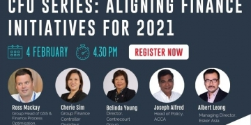 CFO Series: Aligning Finance Initiatives for 2021