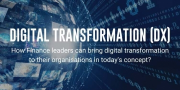 Digital transformation in today's concept