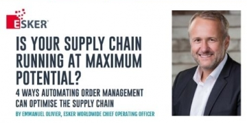 Executive Insight: Is your Supply Chain Running at Maximum...