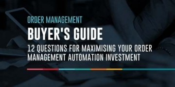 Order Management Buyer's Guide