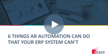 6 things AR automation can do that your ERP system can't